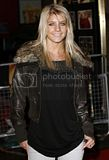 Mel Slade arrives at the European premiere of 'Fred Claus' at the Empire cinema Leicester Square on November 19 2007 in London